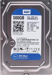 500 ГБ Жесткий диск WD Caviar Blue [WD5000AZLX]