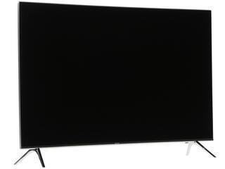"55"" (139 см)  LED-телевизор Samsung UE55KS7500 серебристый"
