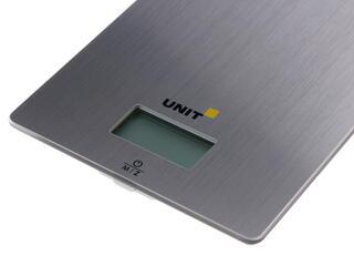 Кухонные весы UNIT UBS-2152 серебристый