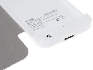 Чехол-батарея Exeq HelpinG-SF09 WH белый