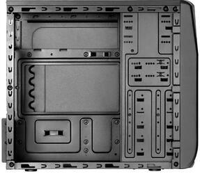 Корпус SilverStone Precision PS-12 [SST-PS12B] черный