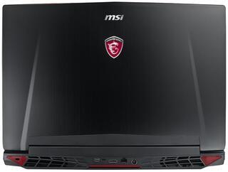 "17.3"" Ноутбук MSI GT72 6QE Dominator Pro G 1276RU черный"