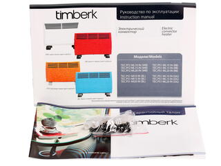 Конвектор Timberk Limited Edition TEC.PF2 ML10 IN (WB)