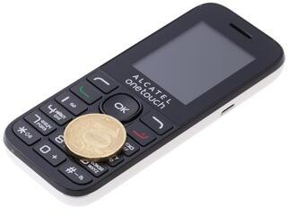 Сотовый телефон Alcatel OneTouch OT-1016D белый