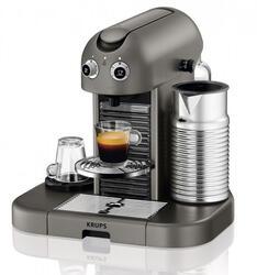 Кофемашина Krups GRAND MAESTRIA XN810510 Nespresso серебристый