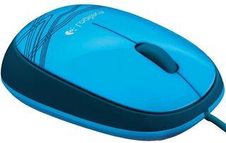 Мышь проводная Logitech Mouse M105