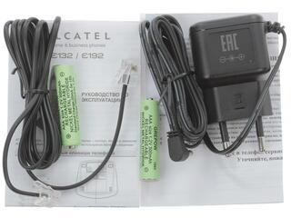 Телефон беспроводной (DECT) Alcatel E132