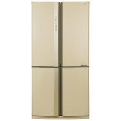 Холодильник Sharp SJ-EX98FBE бежевый