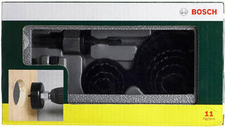Набор коронок Bosch 2607019450