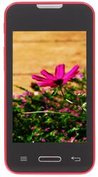 Сотовый телефон DEXP Larus Z6 красный