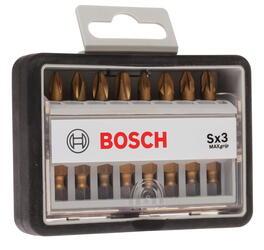 Набор бит Bosch Robust Line 2607002572