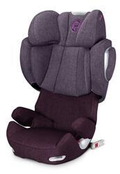 Детское автокресло Cybex Solution Q2-Fix Plus фиолетовый