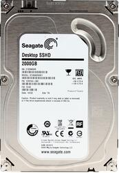 2 Тб Жесткий диск Seagate Desktop SSHD [ST2000DX001]
