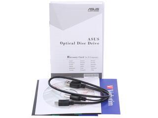 Привод внеш. DVD-RW ASUS SDRW-08U7M-U