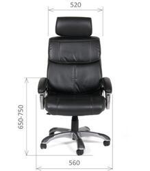 Кресло офисное CHAIRMAN 433 черный