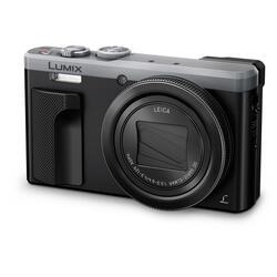 Компактная камера Panasonic Lumix DMC-TZ80 серебристый