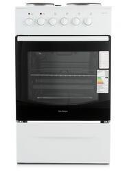 Электрическая плита Darina FEM 341 407W белый, черный