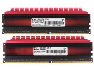 Оперативная память Patriot Viper 4 [PV416G266C5K] 16 ГБ
