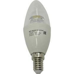 Лампа светодиодная ЭРА LED smd B35-7w-827-E14
