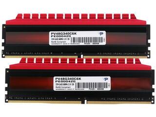 Оперативная память Patriot Viper 4 [PV48G340C6K] 8 ГБ
