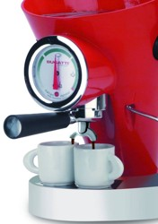 Кофеварка Bugatti DIVA 15C3 красный