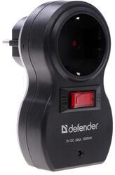 Сетевой фильтр Defender Voyage 100 черный
