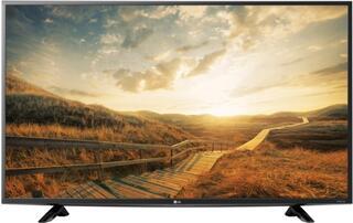 "43"" (108 см)  LED-телевизор LG 43UF640V черный"