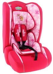 Детское автокресло AUTOPROFI SM/DK-300 Nyusha розовый