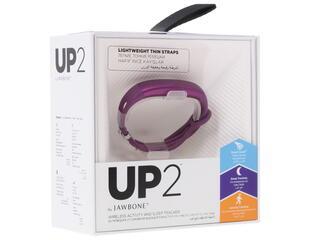 Фитнес-браслет Jawbone UP2 Orchid Circle Rope розовый