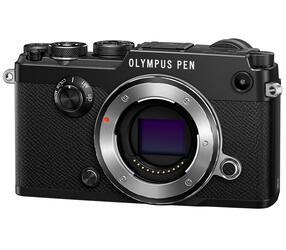 Камера со сменной оптикой Olympus PEN F kit 14-42mm