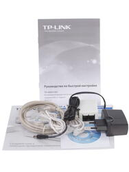 Маршрутизатор ADSL2+ TP-LINK TD-8951ND