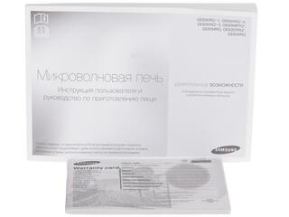 Микроволновая печь Samsung GE83MRTQS серебристый