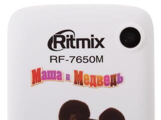 Мультимедиа плеер RITMIX RF-7650M белый