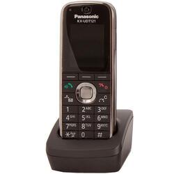 IP-телефон PANASONIC KX-UDT121RU черный