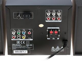 Микросистема Rolsen RMD-300