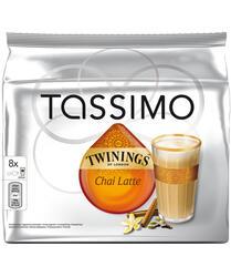Чай в капсулах TASSIMO Twinings Chai Latte