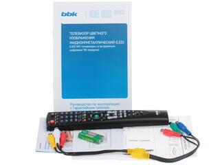"""24"""" (60 см)  LED-телевизор BBK 24LEM-1026 черный"""