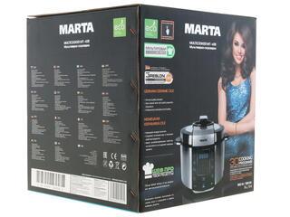 Мультиварка Marta МТ-4311 серебристый