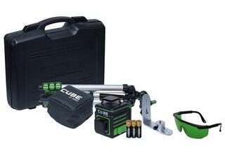 Лазерный нивелир ADA Cube 2-360 Green Ultimate Edition