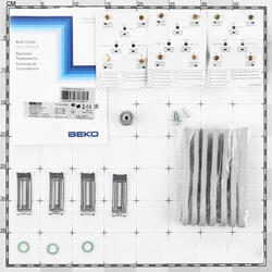 Газовая варочная поверхность Beko HIMG64223X