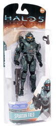 Фигурка персонажа McFarlane Toys - Halo: Spartan Fred