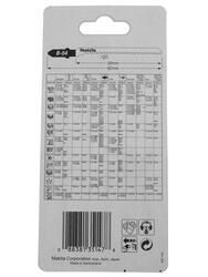 Пилки для лобзика Makita B-10986