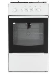 Газовая плита DARINA S GM441 002 W/B белый