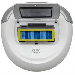 Пылесос-робот iClebo Omega White YCR-M07-20