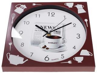 Часы настенные Scarlett SC - WC1001K