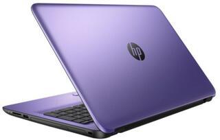 """15.6"""" Ноутбук HP Notebook 15-af114ur фиолетовый"""