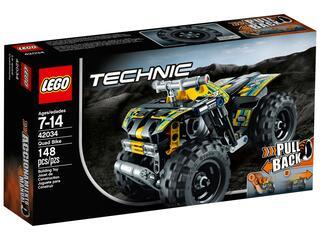 Конструктор LEGO Technic Квадроцикл 42034