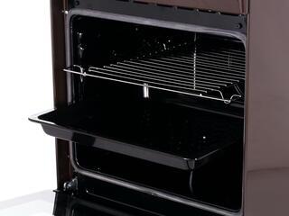 Электрическая плита Hansa FCCB54040 коричневый