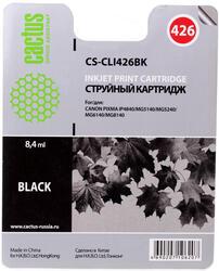 Картридж струйный Cactus CS-CLI426BK