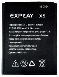 Аккумулятор Partner Explay X5